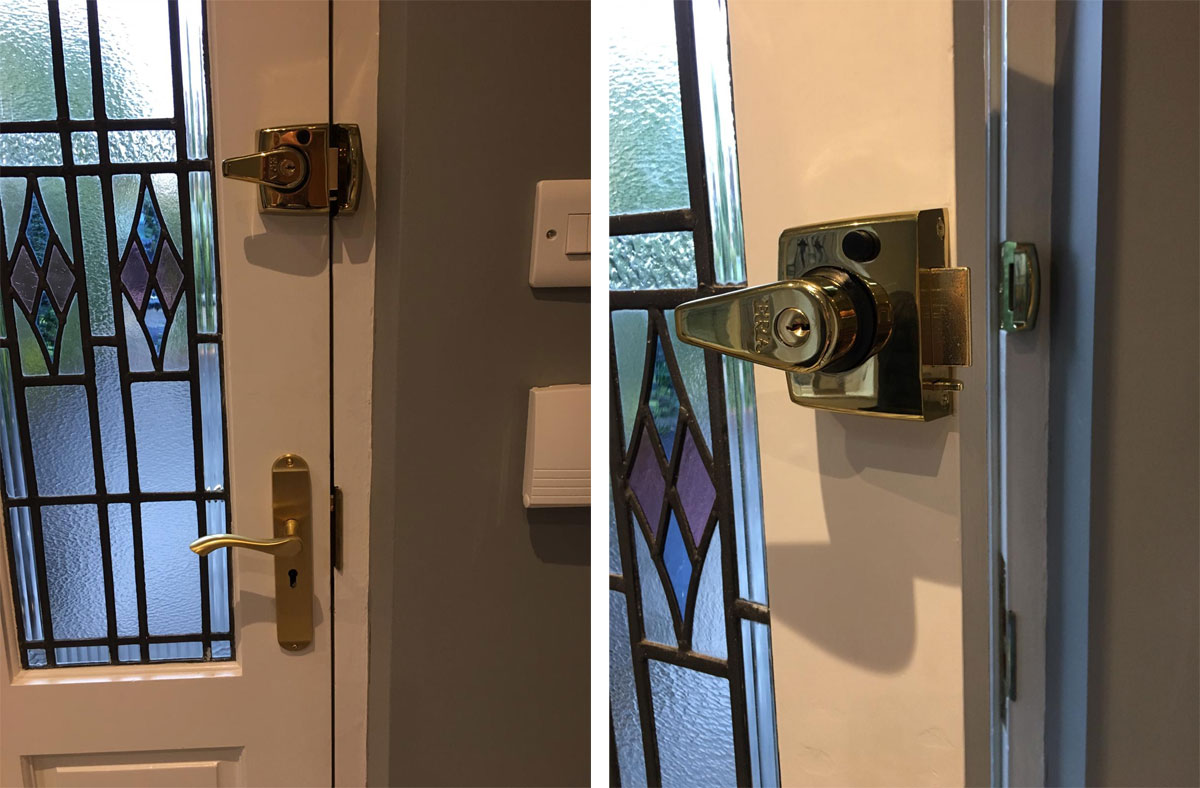 fittlocks of grantham blog november 2019 photos of additional security lock fitting